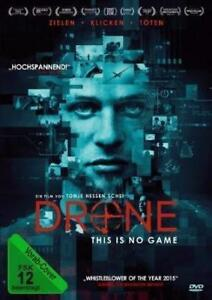 Drone - This Is No Game! - DVD - neu & Originalverpackt in Folie - Deutschland - Drone - This Is No Game! - DVD - neu & Originalverpackt in Folie - Deutschland
