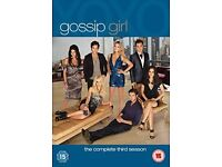 Glee, Dexter, Gossip Girl box sets for sale - sell separate or together