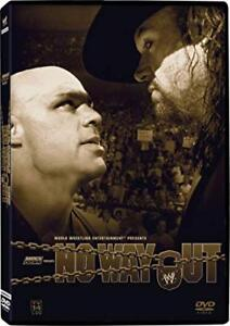 WWE !!! No way Out 2006 et 2008
