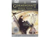 GORMENGHAST DVD (2000) 2 DISC COMPLETE SERIES COLLECTORS EDITION DVD BOXSET JONATHAN RHYS MEYERS NEW