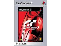 Gran turismo 3 a-spec ps2 game for £3
