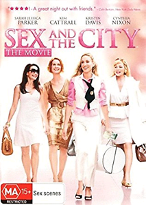 Sex and the city 1&2 the movie Herne Hill Swan Area Preview
