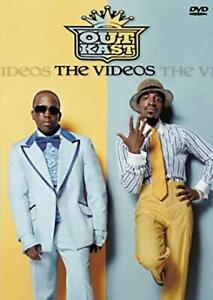 Outkast-The Videos-Like new DVD-Rap/Hip-Hop