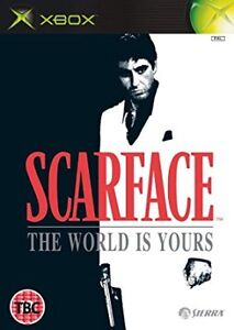 SCARFACE XBOX GAME STILL IN PACKAGE !!!!!