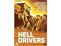 Hell Drivers - 2 Disc Special Edition DVD like new!
