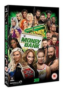 WWE !!! Money in the bank 2018