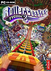 Roller Coaster Tycoon 3 PC console