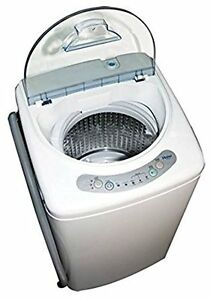 Compact Washer/Dryer Pair Haier HLP141E/HLP21N