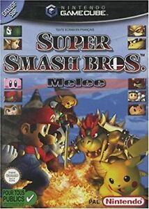 Looking for Smash Bros Melee (GameCube)