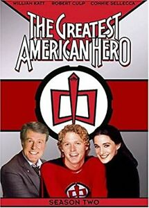 Greatest American Hero Complete DVD Box Set