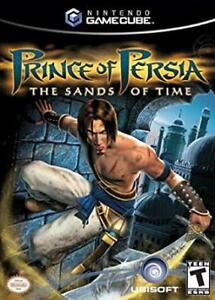 Prince Of Persia: Sands Of Time (Disc Is Near Mint) Gamecube