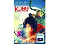 Kubo and the Two Strings DVD - Brand New and Sealed