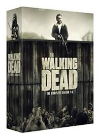 The Walking Dead Seasons 1-7 New 33 Disc Set Boxset
