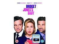 Bridget Jones's Baby DVD only viewed once as new Perfect condition