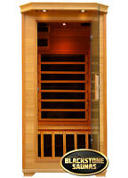 Classic one infrared sauna on sale now $1899 , was $2099