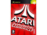 xbox classic game Atari Anthology (Xbox) boxed and pre-owned