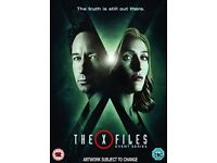 XFILES DVD COLLECTION