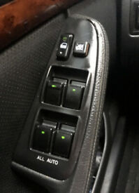 MASTER ELECTRIC POWER WINDOW SWITCH FRONT AND REAR WITH LOCK FOR TOYOTA OR LEXUS