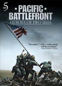 Pacific Battlefront Heroes Of Iwo Jima