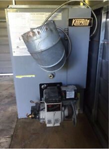 Keeprite Oil furnace $350