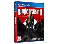 Wolfenstein 2: The New Colossus(PS4)