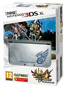 Used Monster Hunter 4 Ultimate New Nintendo 3DS XL
