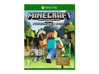 Minecraft (with favourites pack) - Xbox One
