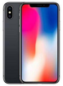 iPhone X Space Grey in Excellent Condition