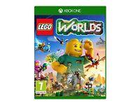 LEGO Worlds (Xbox One) game