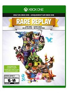 Rare Replay (Disc Is Practically Perfect Condition) Xbox One