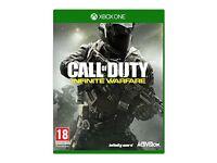 Call of Duty Infinite Warfare - XBOX One - GOOD CONDITION