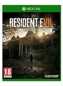 Resident Evil 7 Bio Hazard
