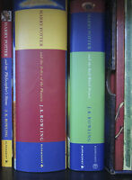 VARIOUS HARRY POTTER BOOKS BY JK ROWLING