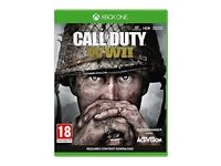 Call of duty ww11 Xbox one only played twice