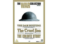 The War Collection - Volume 1 DVD - still sealed