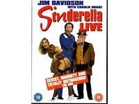 Sinderella jim davidson and Charlie drake dvd