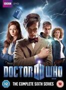 Doctor Who DVD Box Set Series 6