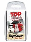 Top Gear Top TRUMPS