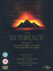 The Mummy Legends DVD box set
