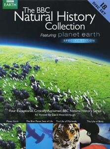 BBC Natural History Collection Featuring Planet Earth