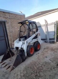 Mini Skid Steer / Bobcat Loader. Tight access $220
