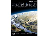 David Attenborough: Planet Earth [DVD 5-Disc Box Set] - VGC