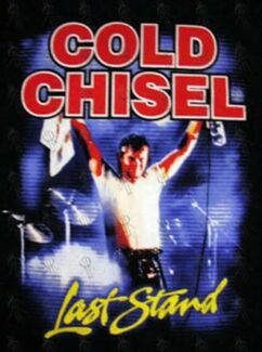 Wanted: Cold Chisel Last Stand poster - FULL SIZE