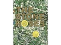 Stone Roses Hampden - 2 steating tickets