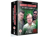 Trailer Park Boys - Complete Seasons 1-6 Box Set [DVD]