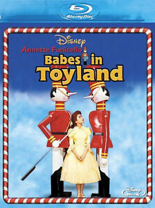 Babes In Toyland-New and sealed Blu-Ray disc