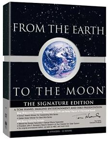 From the Earth to the Moon Signature Dvd set