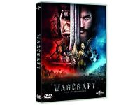 Warcraft: The Beginning DVD - Brand New and Sealed