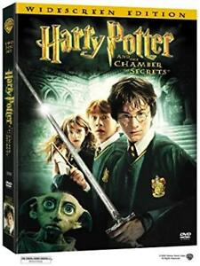 2 DVD films d'Harry Potter 2 et 4.
