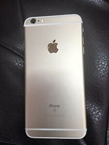 Iphone 6s Plus 64g gold like new